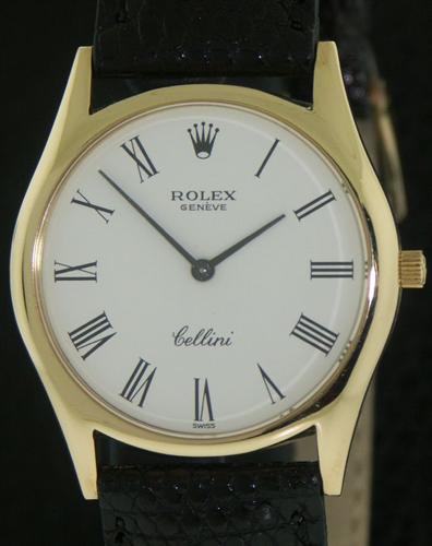 Pre Owned Rolex Cellini