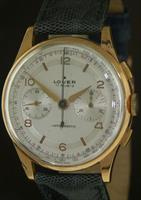 Pre-Owned LOVER 18KT ROSE GOLD CHRONOGRAPH