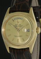 Pre-Owned ROLEX DAY-DATE 18KT GOLD