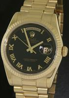 Pre-Owned ROLEX PRESIDENT 18KT GOLD