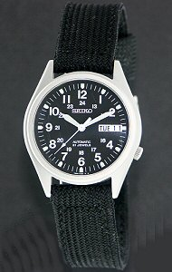 Pre-Owned SEIKO MILITARY STYLE