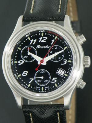 Pre-Owned PORSCHE DESIGN BOXSTER QUARTZ CHRONOGRAPH