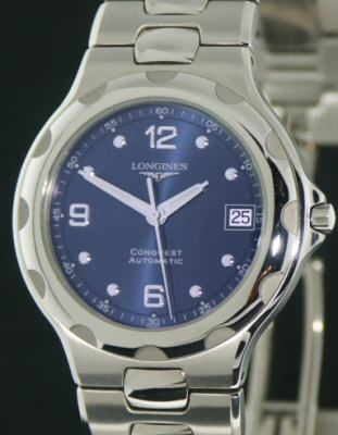 Pre-Owned LONGINES CONQUEST AUTOMAT
