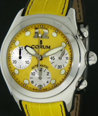 Pre-Owned CORUM BUBBLE AUTOMATIC