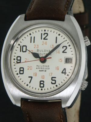 Pre-Owned ACCUTRON MARK IV RAILROAD