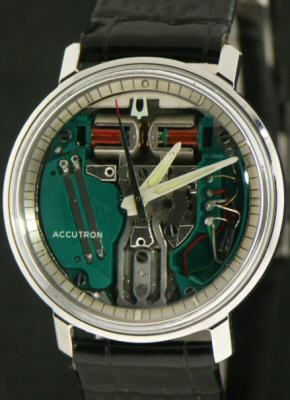 Pre-Owned ACCUTRON SPACEVIEW 214