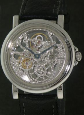 Pre-Owned NIVREL SKELETON AUTOMATIC