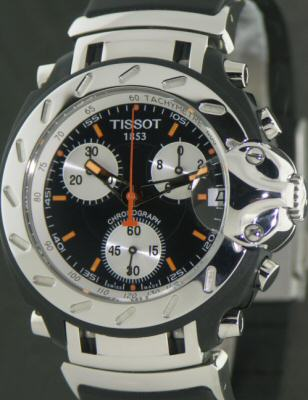 Pre-Owned TISSOT T-RACE CHRONOGRAPH