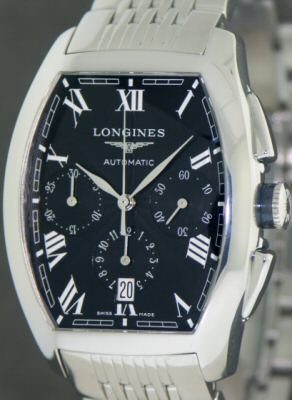 Pre-Owned LONGINES EVIDENZA CHRONOGRAPH