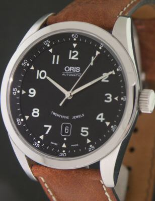 Pre-Owned ORIS XL DATE AUTOMATIC
