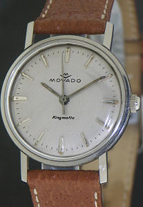 Pre-Owned MOVADO KINGMATIC