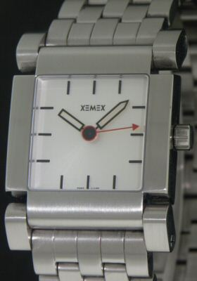 Pre-Owned XEMEX AVENUE AUTOMATIC ON BRACELET