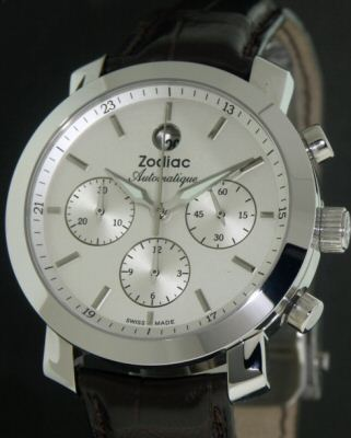 Pre-Owned ZODIAC AUTOMATIQUE CHRONOGRAPH