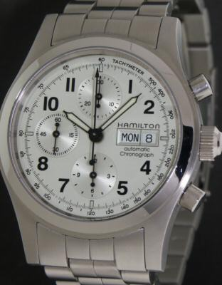 Pre-Owned HAMILTON CHRONOGRAPH AUTOMATIC