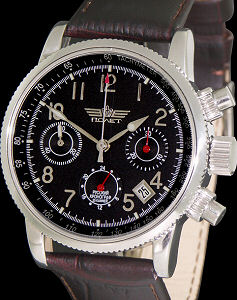 Pre-Owned POLJOT RUSSIAN CHRONO MANUAL WIND