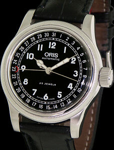 Pre-Owned ORIS AUTOMATIC POINTER DATE