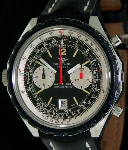 Breitling Navitimer Chrono-Matic 1806 - Pre-Owned Mens Watches 60c5d7949c0
