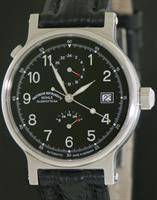 Pre-Owned MUHLE GLASHUTTE TRAVELER DUAL TIME