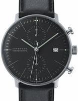 Pre-Owned JUNGHANS CHRONOSCOPE MAX BILL CHRONO