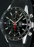 Pre-Owned TAG HEUER CARRERA AUTOMATIC CHRONOGRAPH