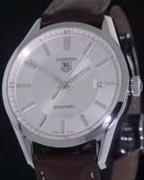 Pre-Owned TAG HEUER CARRERA AUTOMATIC