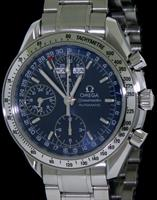 Pre-Owned OMEGA SPEEDMASTER CHRONOGRAPH BLUE