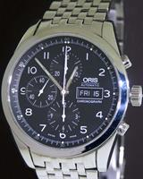 Pre-Owned ORIS XXL CHRONOGRAPH DAY/DATE