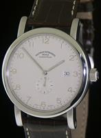 Pre-Owned MUHLE GLASHUTTE ANTARIA KLEINE SECONDE OPALINE