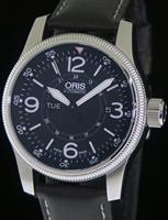 Pre-Owned ORIS BIG CROWN TIMER BLACK