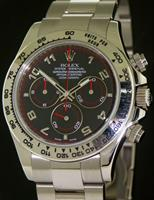 Pre-Owned ROLEX 18KT GOLD DAYTONA RACING DIAL
