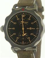 Pre-Owned BELL & ROSS VINTAGE WW2 BOMBER REGULATOR