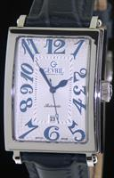 Pre-Owned GEVRIL AVENUE OF AMERICAS SILVER DIAL