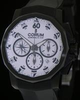 Pre-Owned CORUM ADMIRAL`S CUP BLACK CHALLENGE