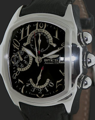 Pre-Owned INVICTA LUPAH AUTO CHRONOGRAPH