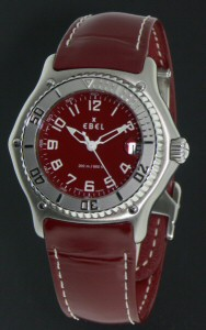 Pre-Owned EBEL DISCOVERY QUARTZ