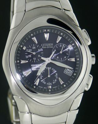 Pre-Owned CITIZEN PERPETUAL CALENDR