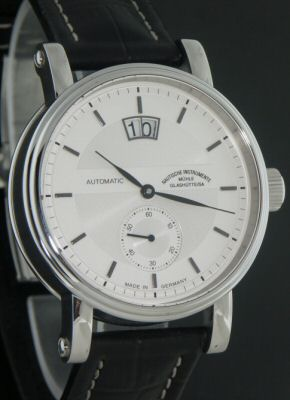 Pre-Owned MUHLE GLASHUTTE TEUTONIA