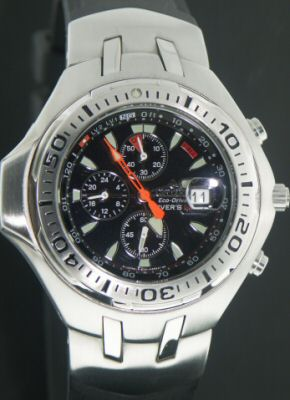 Pre-Owned CITIZEN AQUALAND ECODRIVE