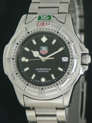 Pre-Owned TAG HEUER 4000 QUARTZ