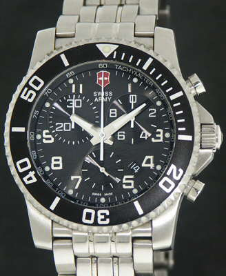 Pre-Owned VICTORINOX SWISS ARMY MAVERICK I I CHRONOGRAPH