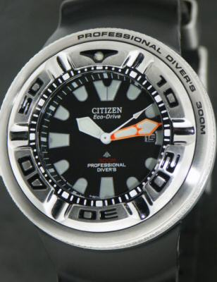 Pre-Owned CITIZEN DIVER 300M