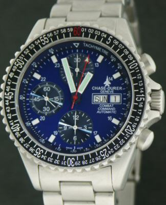Pre-Owned CHASE-DURER CHRONOGRAPH