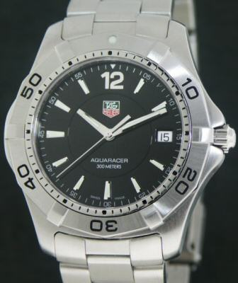 Pre-Owned TAG HEUER AQUARACER 300M
