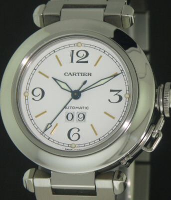Pre-Owned CARTIER PASHA LARGE DATE