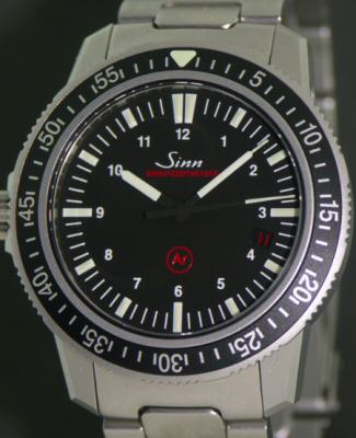 Pre-Owned SINN EZM3 GERMAN BORDER PATROL