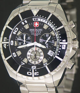 Pre-Owned SWISS MILITARY HANOWA