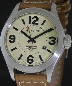 Pre-Owned GLYCINE INCURSORE AUTOMATIC