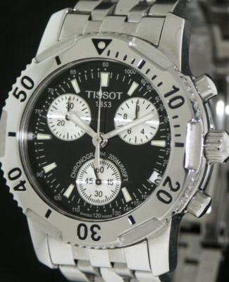 Pre-Owned TISSOT DIVERS CHRONOGRAPH