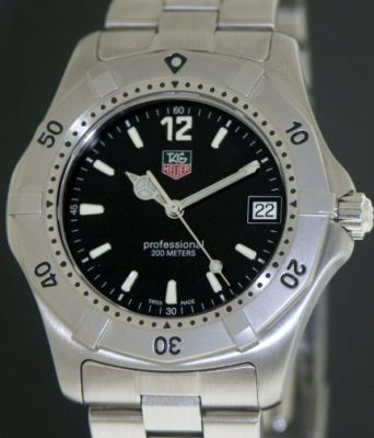 Pre-Owned TAG HEUER 2000 QUARTZ DIVER