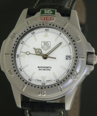 Pre-Owned TAG HEUER 4000 AUTOMATIC